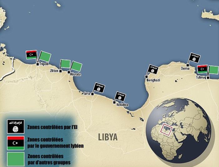 Etat islamique en Libye