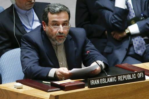 Abbas Araghchi, vice-ministre iranien des Affaires étrangères, le 19 septembre 2014 au siège des Nations Unies à New York © Eduardo Munoz Alvarez GETTY IMAGES NORTH AMERICA/AFP/Archives